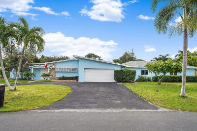 Boynton Beach Single Family Home For Sale: 1002 SW 25th Avenue