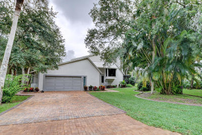 St Lucie County Single Family Home For Sale: 3606 Wilderness Drive W