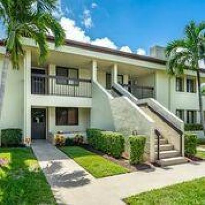 Delray Beach Condo For Sale: 2840 Casa Way #106