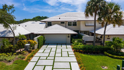 Boca Raton Townhouse For Sale: 618 Boca Marina Court