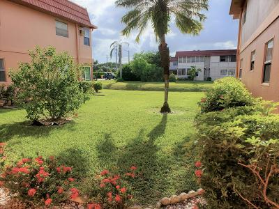 Delray Beach Condo For Sale: 532 Saxony L