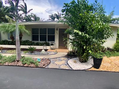 Boynton Beach Single Family Home For Sale: 103 SE 28th Avenue