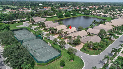 Boynton Beach Single Family Home For Sale: 3919 Palladium View Drive