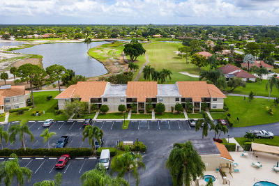Palm Beach Gardens Condo For Sale: 13403 Touchstone Place #206