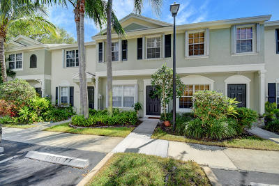 Delray Beach Townhouse For Sale: 1044 Kokomo Key Lane