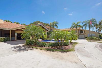 Boca Raton Condo For Sale: 9503 Boca Cove Circle #605