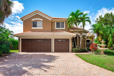 Boca Raton Single Family Home For Sale: 19633 Star Island Drive