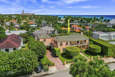 Palm Beach Single Family Home For Sale: 131 Seaview Avenue