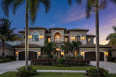 Delray Beach Single Family Home For Sale: 9583 Moritz Way