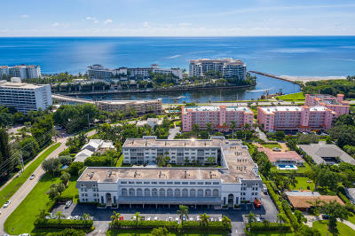 Boca Raton Condo For Sale: 800 E Camino Real #1090