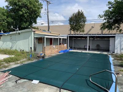 West Palm Beach Single Family Home For Sale: 4557 Kelmar Drive