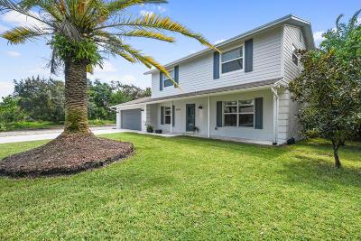 Stuart Single Family Home For Sale: 5104 SE Pine Knoll Way