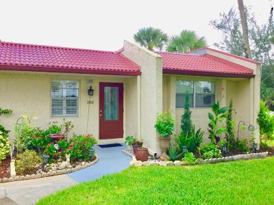 West Palm Beach Single Family Home For Sale: 100 Lake Irene Drive
