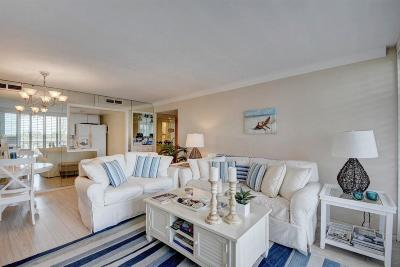 Palm Beach Condo For Sale: 2505 S Ocean Boulevard #405
