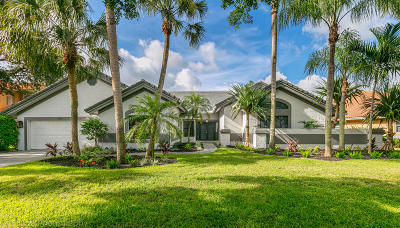 Boca Raton Single Family Home For Sale: 2225 SW 16 Place