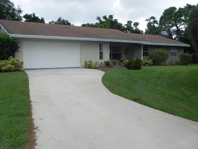 Boynton Beach Single Family Home For Sale: 929 SW 28th Avenue