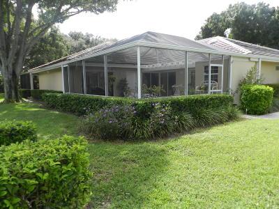Palm Beach Gardens Single Family Home For Sale: 2501 Appleton Court