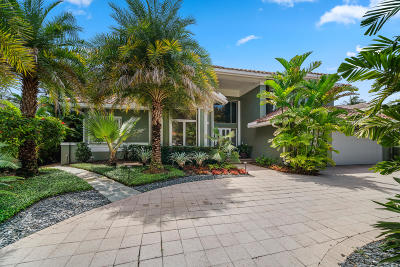 Boca Raton Single Family Home For Sale: 3168 NW 63rd Street
