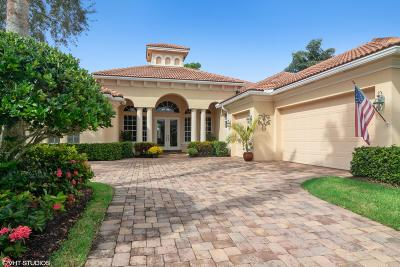 St Lucie County Single Family Home For Sale: 8721 Bally Bunion Road