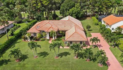 West Palm Beach Single Family Home For Sale: 1627 Mayacoo Lakes Boulevard