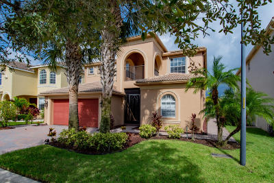 Port Saint Lucie Single Family Home For Sale: 11130 SW Wyndham Way