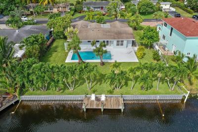 Boynton Beach Single Family Home For Sale: 3144 Chapel Hill Boulevard