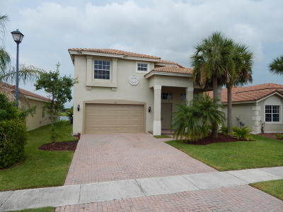 St Lucie County Single Family Home For Sale: 4213 Troon Place