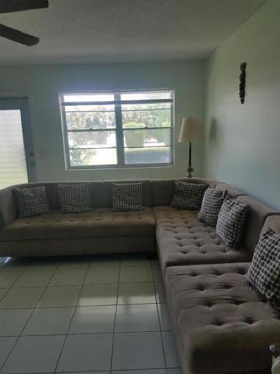 West Palm Beach Condo For Sale: 291 Norwich M