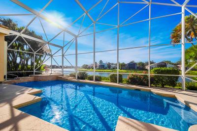 Boynton Beach Single Family Home For Sale: 6848 Molakai Circle