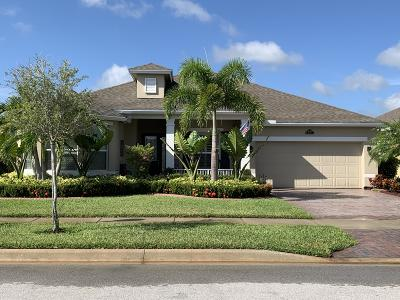 St Lucie County Single Family Home For Sale: 10435 SW Waterway Lane