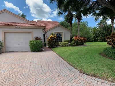 Delray Beach Single Family Home For Sale: 7940 Sandy Pointe Drive
