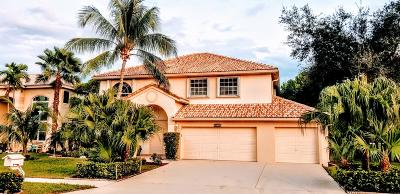 Boynton Beach Single Family Home For Sale: 5728 Descartes Circle