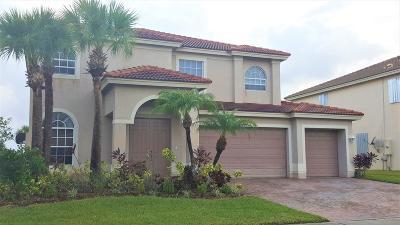 Fort Pierce Single Family Home For Sale: 4192 Worlington Terrace