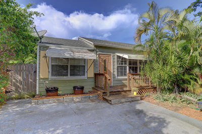 Lake Worth Single Family Home For Sale: 920 13th Avenue
