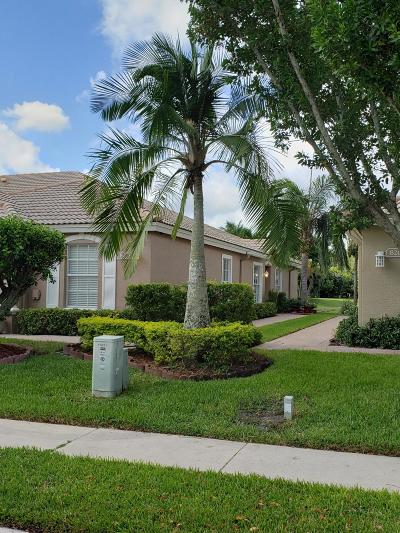 West Palm Beach Single Family Home For Sale: 8273 Fresh Creek