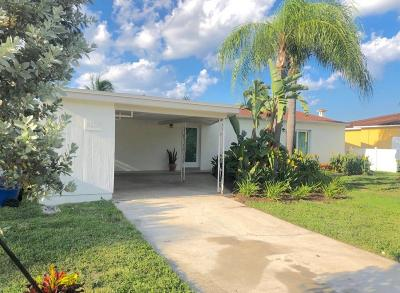Broward County Single Family Home For Sale: 1105 Tangelo Isle(S)