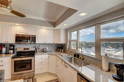 Delray Beach Condo For Sale: 200 Macfarlane Drive #505-N