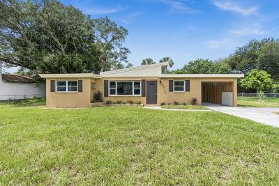 Fort Pierce Single Family Home For Sale: 4216 Rose Lane