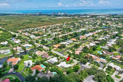 Juno Beach Single Family Home For Sale: 12771 Ellison Wilson Road