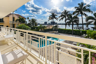 Palm Beach Condo For Sale: 250 Bradley Place #208