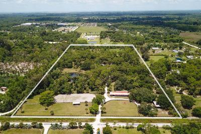 Palm Beach County Residential Lots & Land For Sale: 2833 F Road