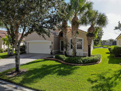 Port Saint Lucie Single Family Home For Sale: 336 NW Shoreline Circle