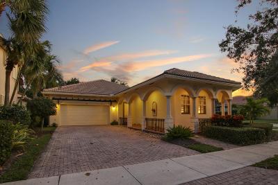 Jupiter Single Family Home For Sale: 122 Via Santa Cruz