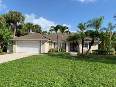 Vero Beach Single Family Home For Sale: 4510 6th Lane SW