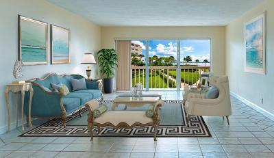 West Palm Beach Condo For Sale: 2600 Flagler Drive #204