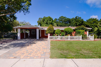 Fort Pierce Single Family Home For Sale: 905 S 27th Street