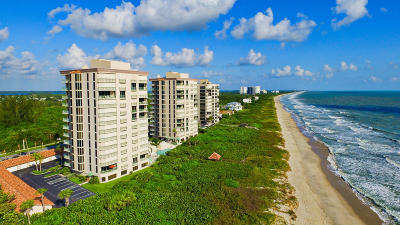 St Lucie County Condo For Sale: 4310 Highway A1a #401