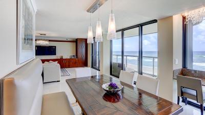 Boca Raton Condo For Sale: 250 S Ocean Boulevard #2b
