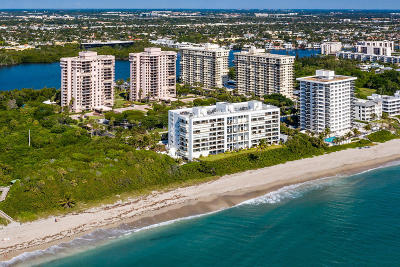 Boca Raton Condo For Sale: 2000 Ocean Boulevard #3040