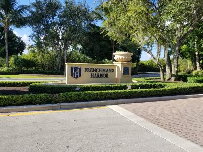 North Palm Beach Condo For Sale: 13435 Treasure Cove Circle